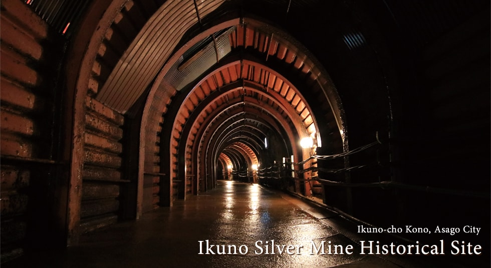 Ikuno Silver Mine Historical Site
