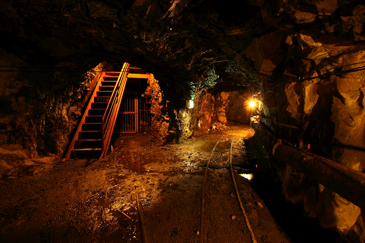Akenobe Mine Exploration Tunnel — 550 km of Discovery